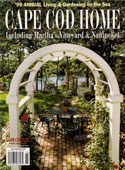 Featured in Cape Cod Homes edition of Cape Cod & Life Magazine